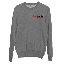 Heavy Blend Screenprint Crewneck Sweatshirts