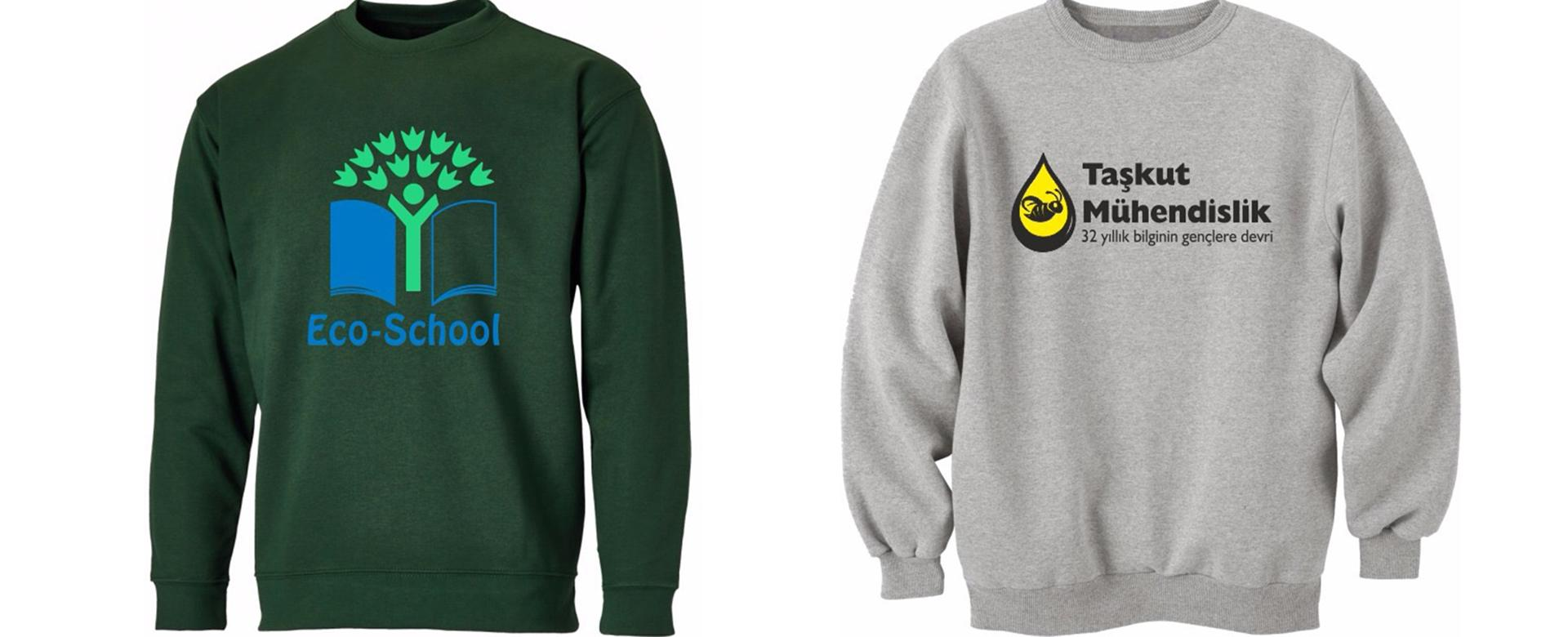 We print sweatshirts for you and send it worldwide